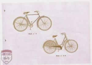 Primer catálogo BH de bicicletas