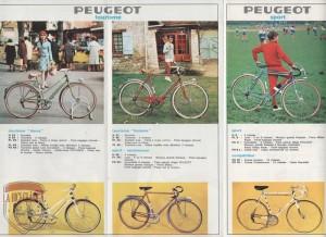 Catálogo Peugeot marzo 1967