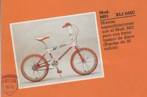 Catalogo BH BMX juvenil formula 1