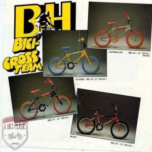 Catálogo BH California