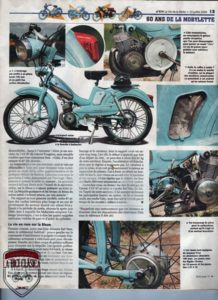Revista Mobylette 60 aniversario