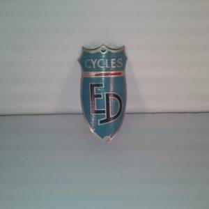 Escudo insignia ED Cycles