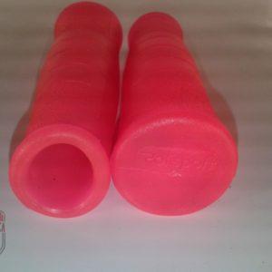 Puños polisport Visión plastic rosa
