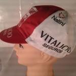 Gorra grupo Vitalicio original