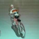 Ciclista miniatura colección tour de Francia