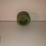Funda capuchón dinamo clásica verde