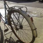 Bicicleta vintage Francesa mujer