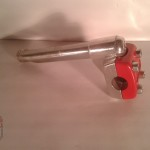 Potencia BMX roja